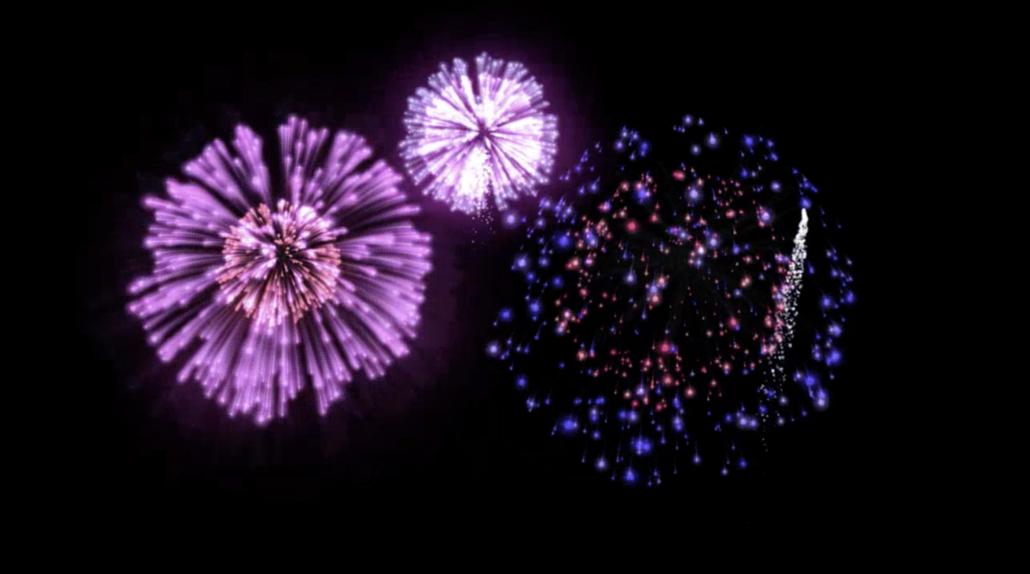Slidell Heritage Festival Fireworks